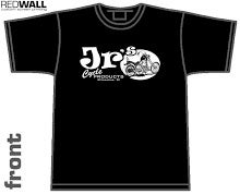 Image of Jr's Cycle Product T-Shirt