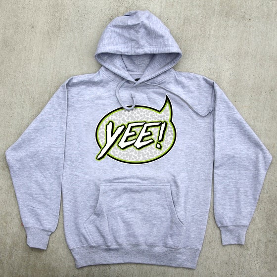 Image of YEE HOODY (GREY)