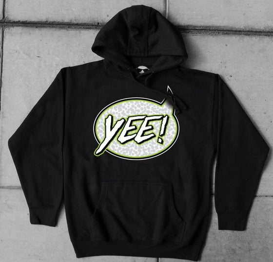 Image of YEE HOODY (BLACK)