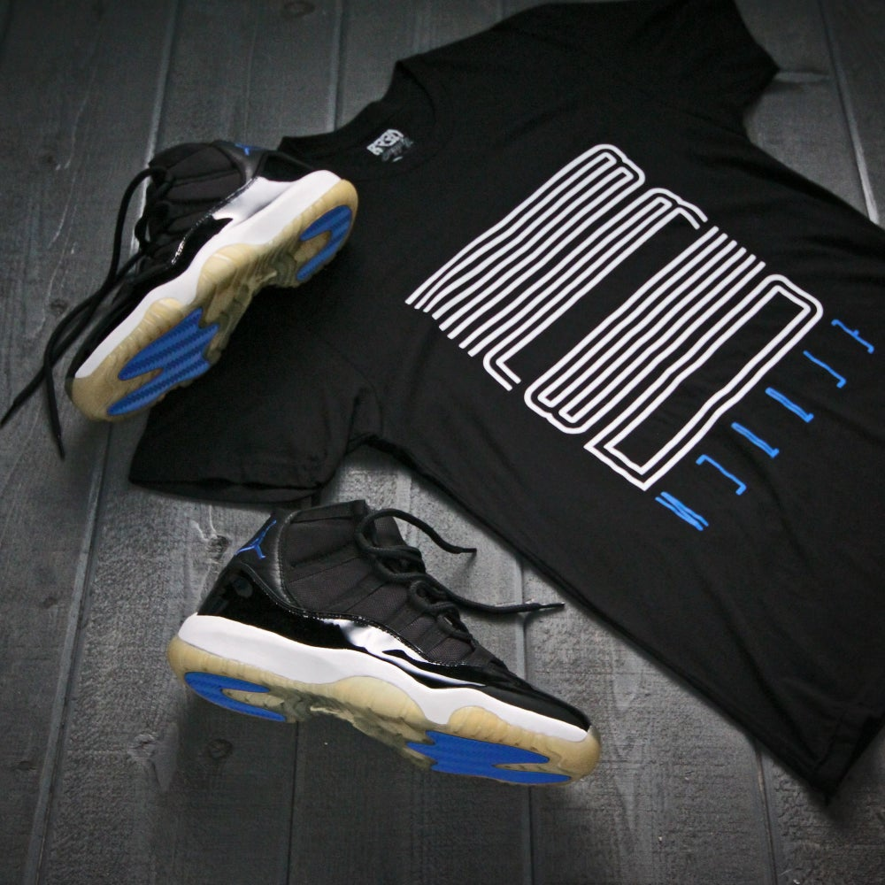 "Image of ""Bred Supply"" Space Jam Shirt"