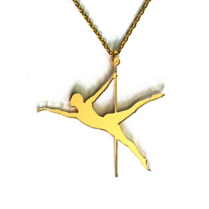 Image of Pole Dance Necklace