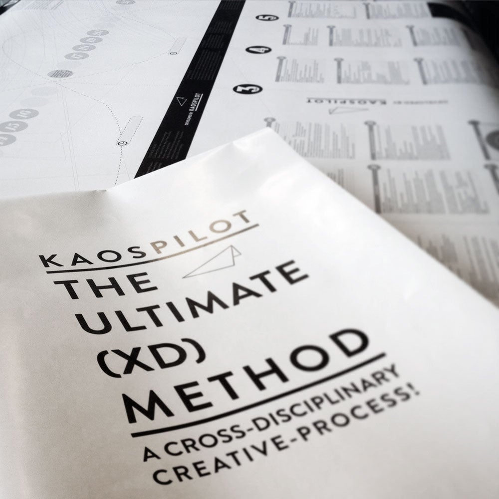 Image of THE KAOSPILOT ULTIMATE (XD) METHOD