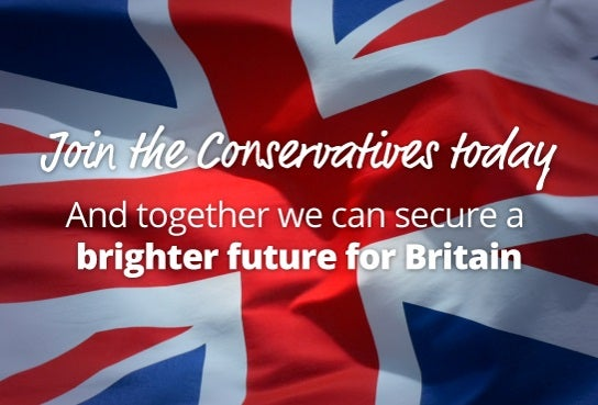 Image of Conservative Party Membership