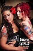Image of 2016 Inked Girls Wall Calendar