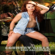 Image of 2016 Country Girls Calendar