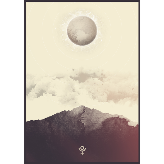 Image of Pluto (poster)