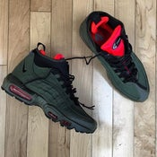 Image of NIKE AIR MAX 95 SNEAKERBOOTS
