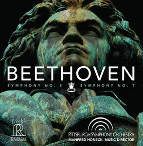 Image of Beethoven: Symphonies No. 5 & 7
