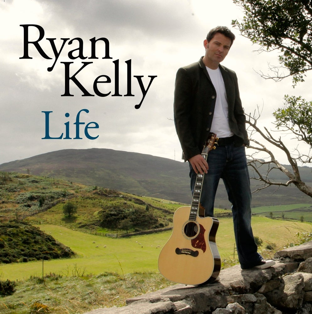 "Image of Ryan Kelly - ""Life"" Album (2013) - Personally signed by Ryan"