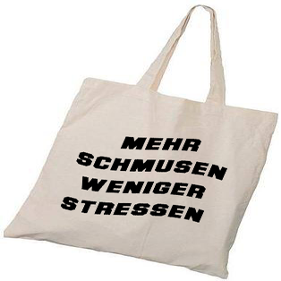 Image of Mehr Schmusen 2.0. Bag