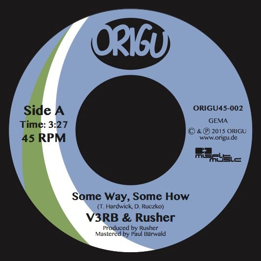 "Image of 2x7"" DJ-Bundle: Kayohes, V3RB & Rusher  ""Some Way, Some How"" b/w ""March On"" (ORIGU45-002)"