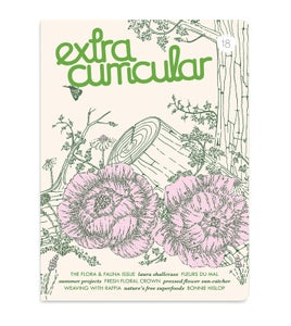 Image of Extra Curricular Issue 18 - The Flora & Fauna issue