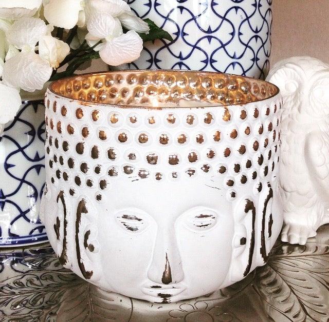 Image of Lemongrass & Lime Buddha Soy Candle