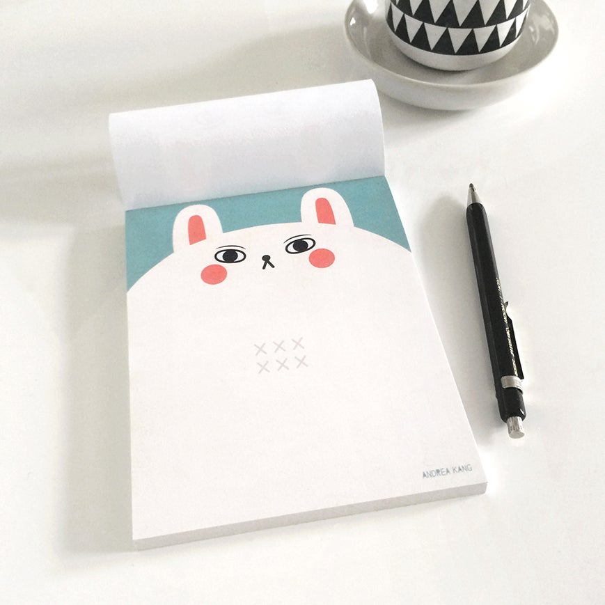 Image of Paper Rabbit Notepad