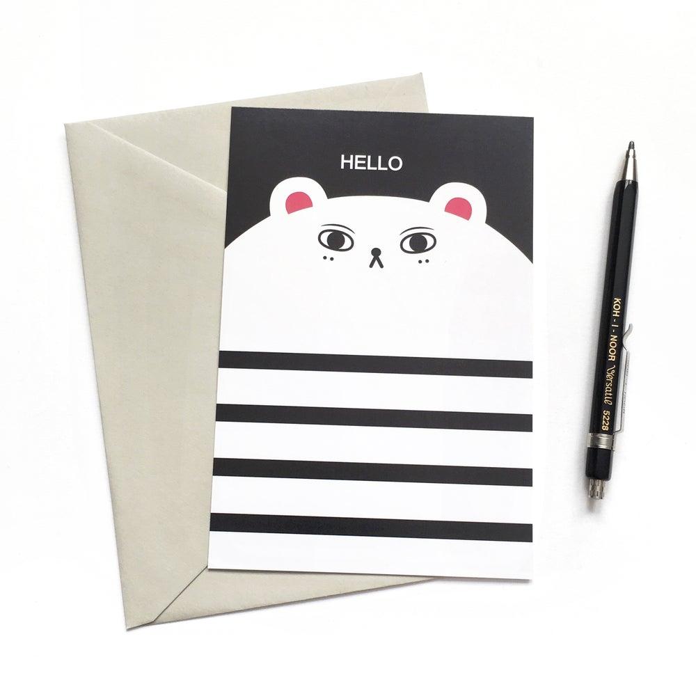 Image of Hello Notecard Set