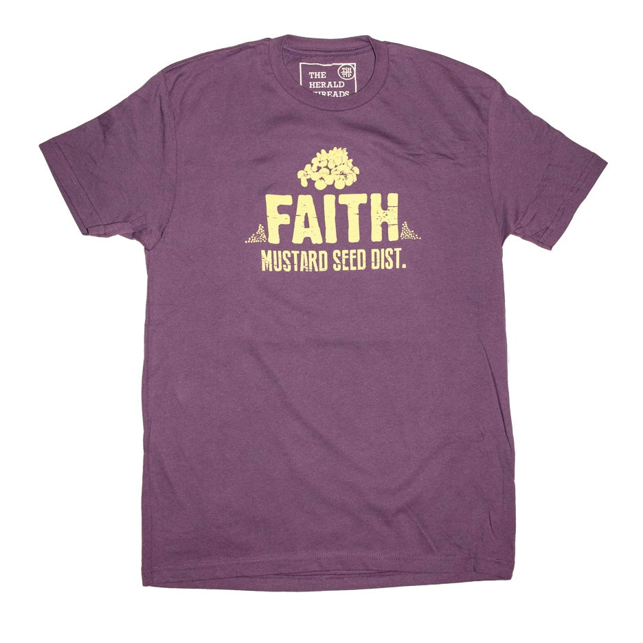 Image of Mustard Seed Distribution Tee