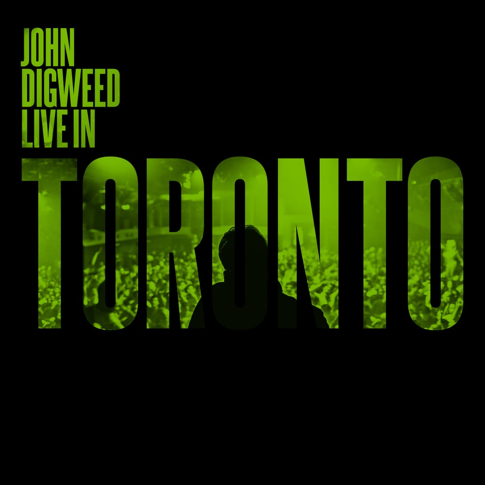 Image of John Digweed Live in Toronto 3xCD Ltd Signed Slipcase Edition