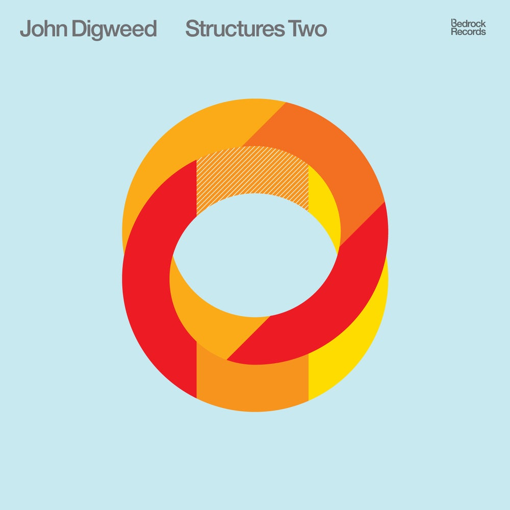 Image of John Digweed - Structures Two - 3xCD Limited Signed Slipcase Edition