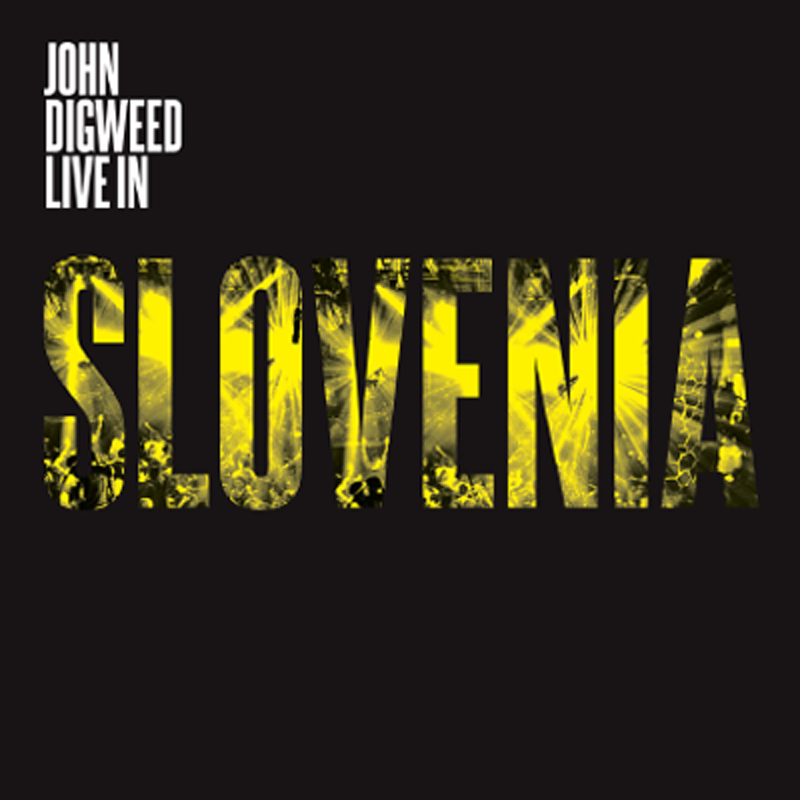 Image of John Digweed Live in Slovenia 2 x CD Limited Signed Slipcase Edition Out Now