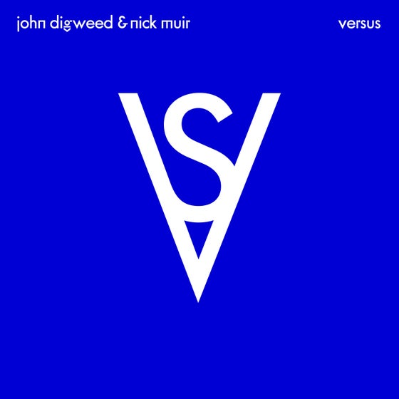 Image of Limited Edition John Digweed & Nick Muir Versus 3xCD