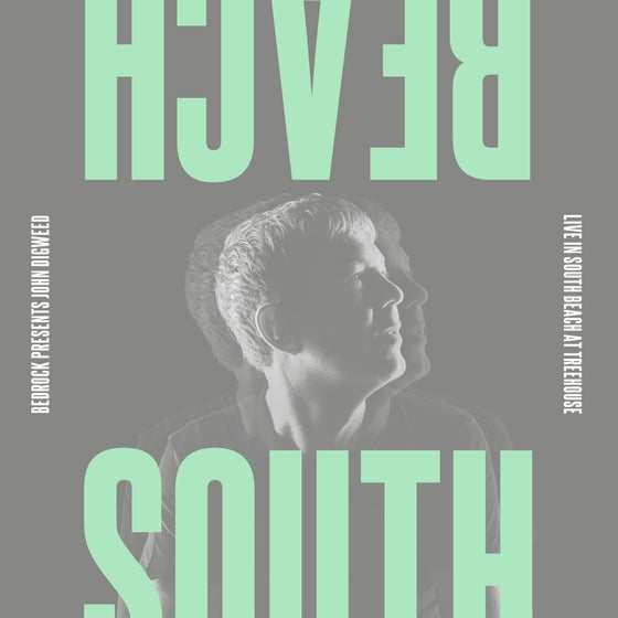 Image of John Digweed - Live in South Beach - Deluxe Debossed 3xCD Box Set