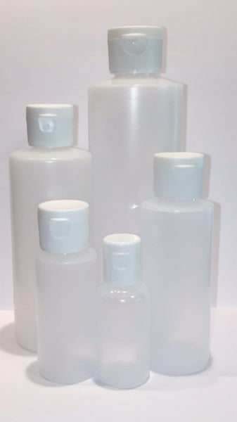 Image of Plastic Squeeze Bottles </p> Available in 1/2, 1, 2, 4 and 8 oz. Sizes