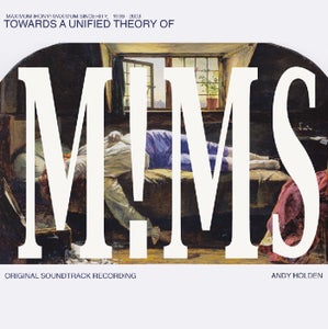 "Image of Towards a Unified Thoery of M!MS OST, 12"" Vinyl album"