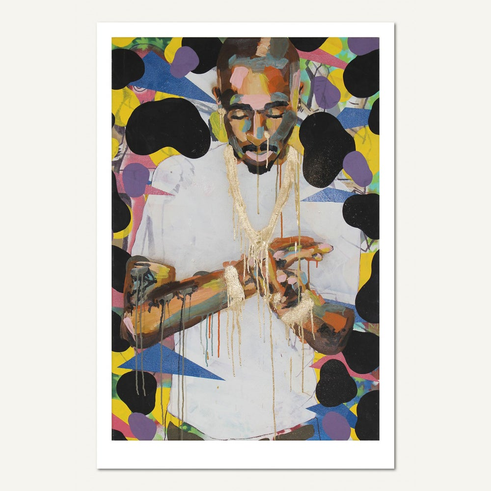 Image of Untitled 2pac Print - Edition of 50