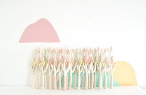 Image of Melancholy winter branch