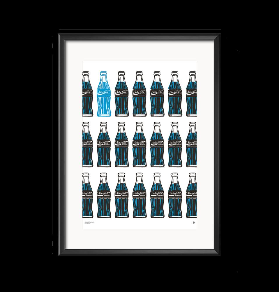Image of Nuka Cola Quantum Print