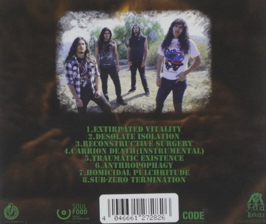 Image of Beyond The Flesh CD