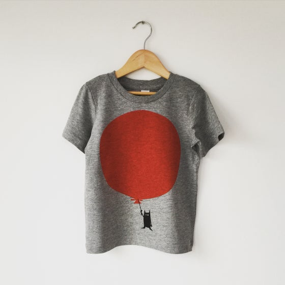 Image of Monsters Love Balloons T-shirt