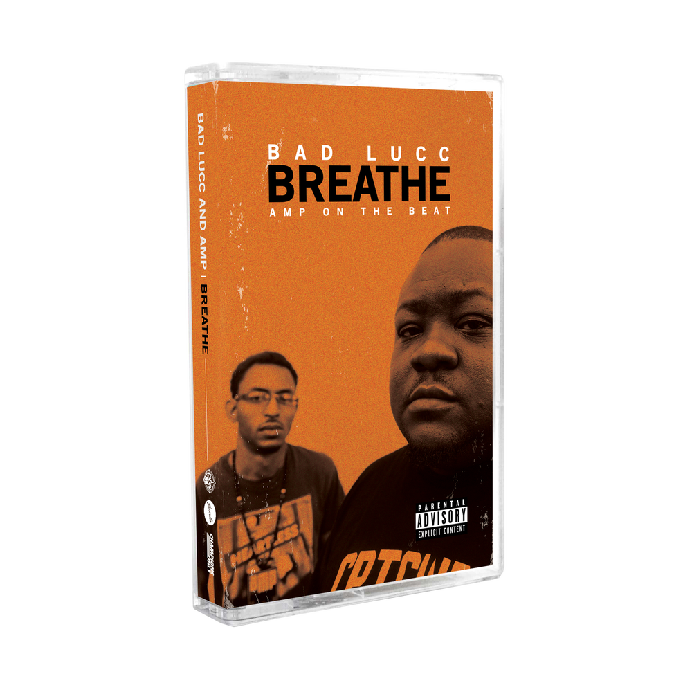 """Image of Limited Edition """"Breathe"""" Cassette Tape"""