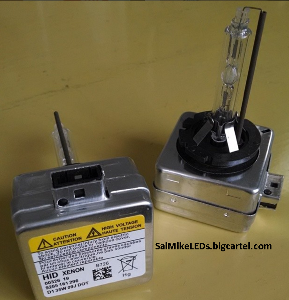 Image of OEM HID Replacement Bulbs