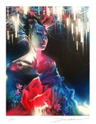 Image of 'The Queen Of Neon' - limited edition print