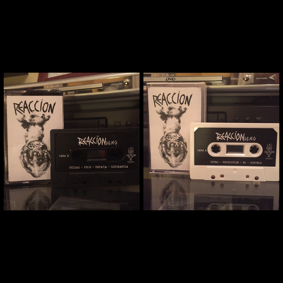 Image of REACCION DEMO TAPE