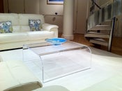 Image of Acrylic Coffee Table UK