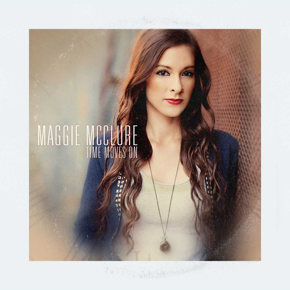 "Image of ""Time Moves On"" Signed CD by Maggie McClure"