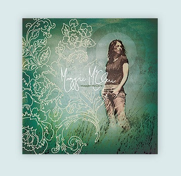 "Image of ""Maggie McClure"" (Self-titled) Signed CD by Maggie McClure"