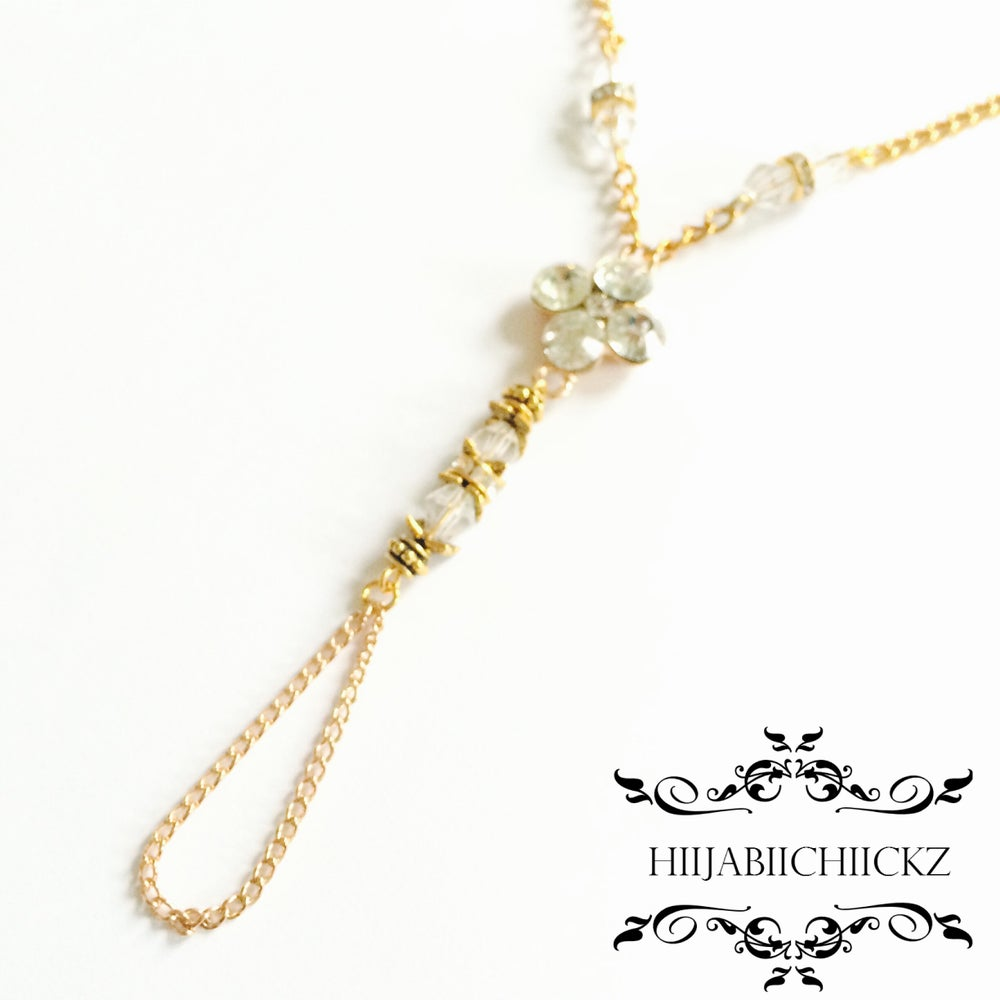 Image of | H A N I F A | Hand Chain