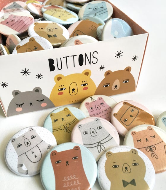 Image of Button Bears