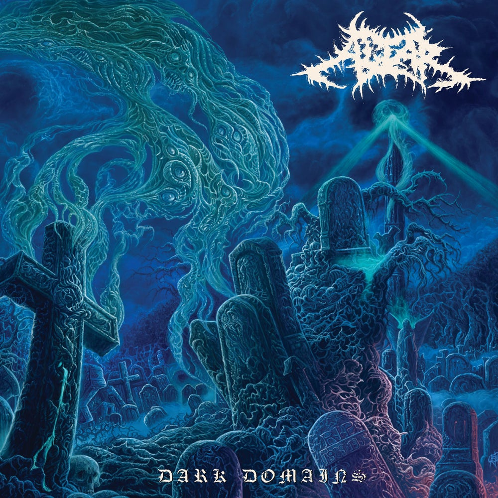 "Image of ALTAR ""Dark Domains"" CD"