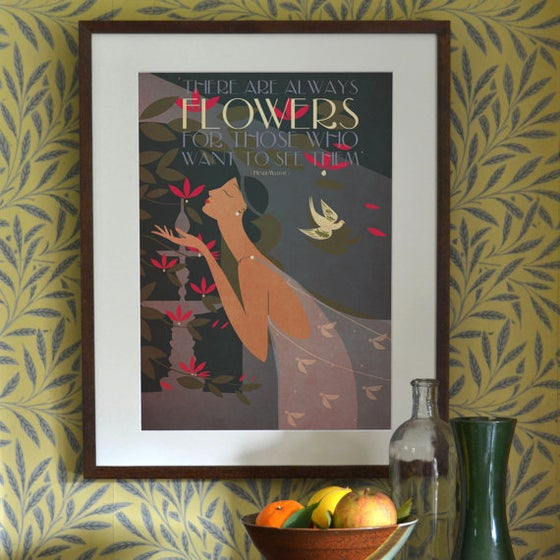 Image of 'There Will Always Be Flowers&#x27