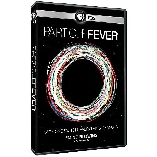 Image of Particle Fever DVD