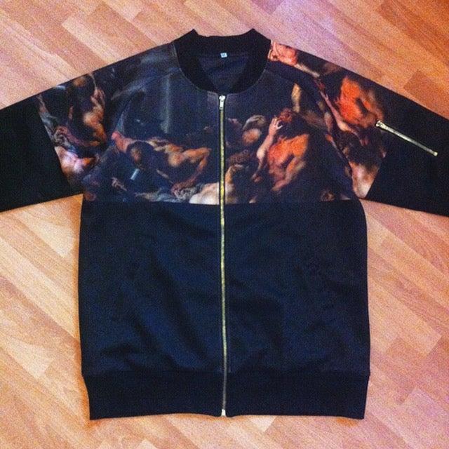 Image of Ruben bomber jacket