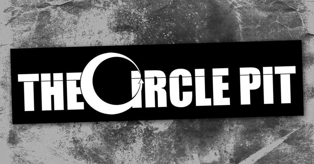 Image of The Circle Pit - Sticker