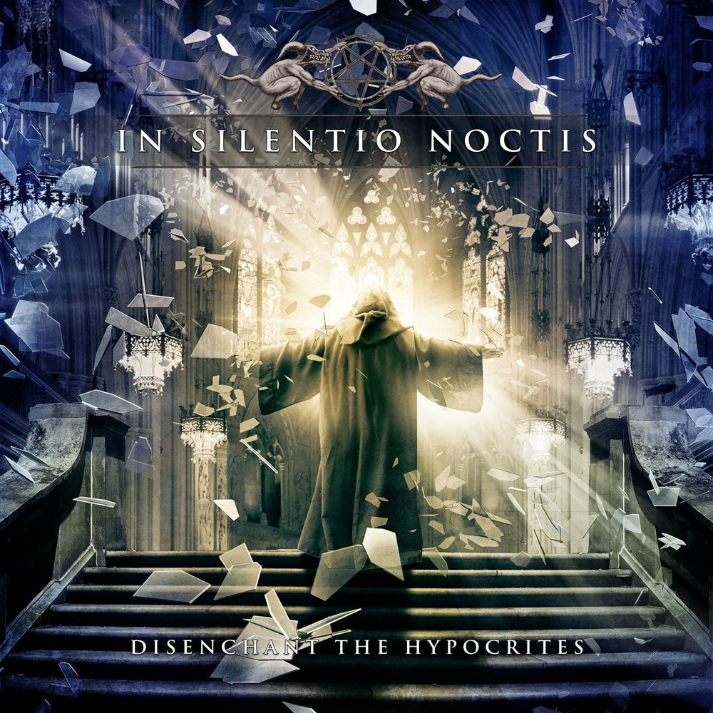 """Image of IN SILENTIO NOCTIS """"Disenchant The Hypocrites"""" MCD"""