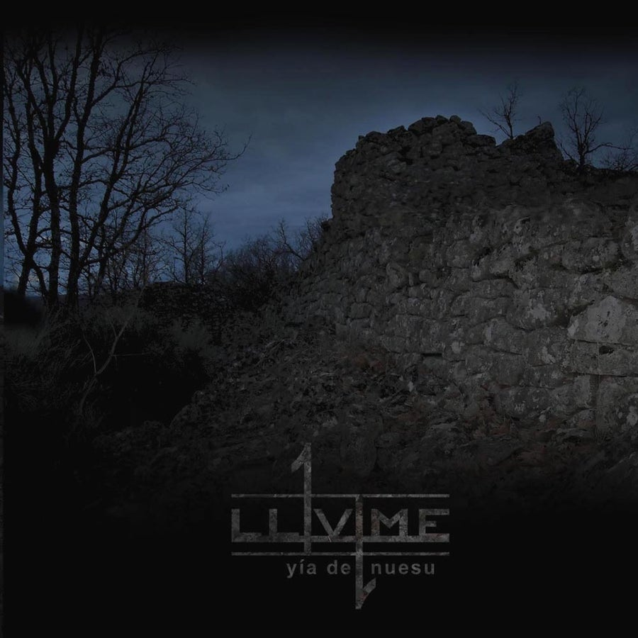 "Image of LLVME ""Yía De Nuesu"" CD"