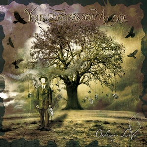 """Image of YOUR TOMORROW ALONE """"Ordinary Lives"""" CD"""