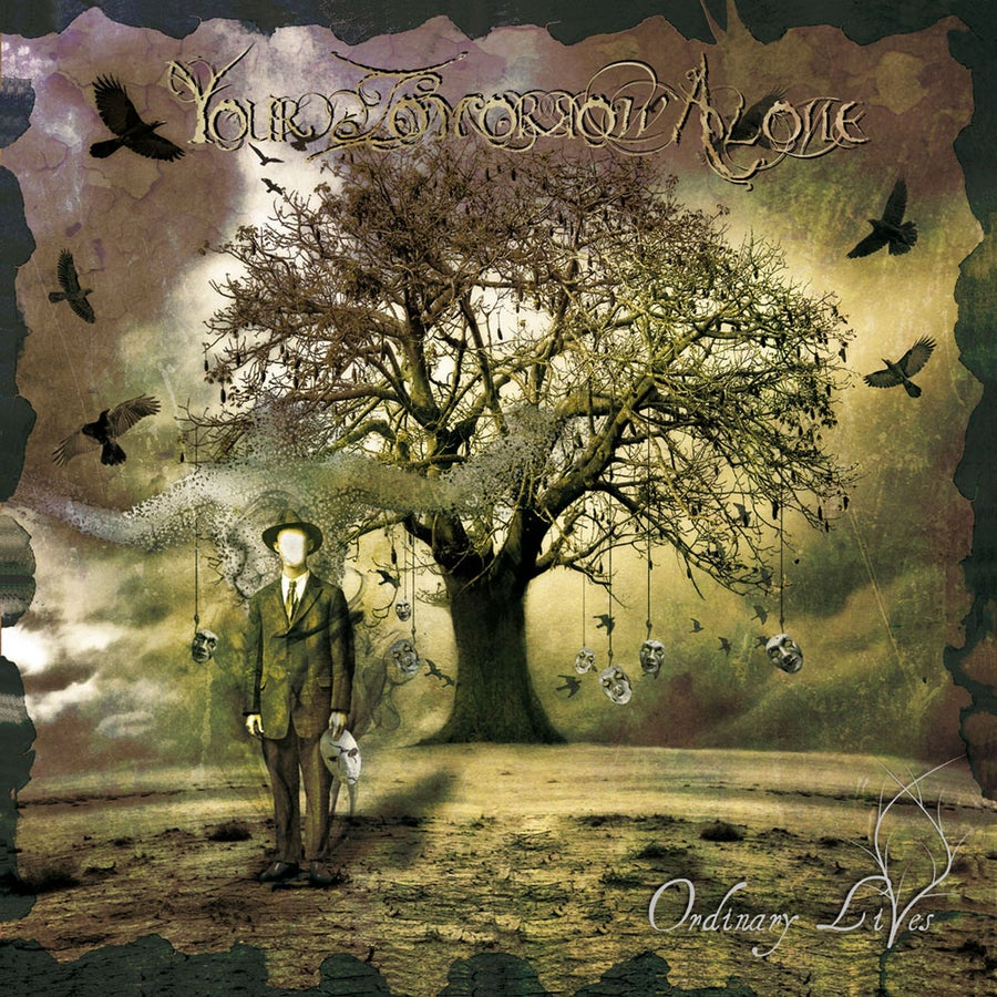 "Image of YOUR TOMORROW ALONE ""Ordinary Lives"" CD"